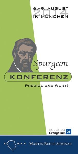 Spurgeon Cover