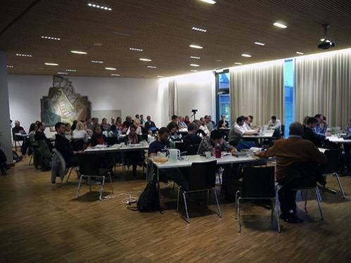 2016 03 Spurgeon Konferenz Teilnehmer kl