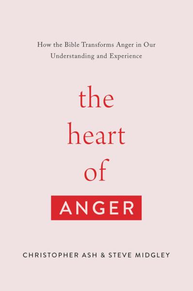Ash Midgley The heart of anger