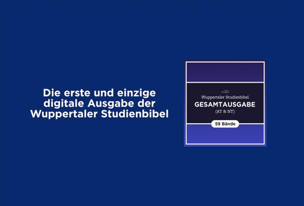 Landingpage Wuppertaler Digitale Ausgabe